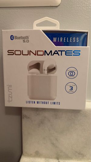 WIRELESS STEREO EARBUDS for Sale in Takoma Park, MD