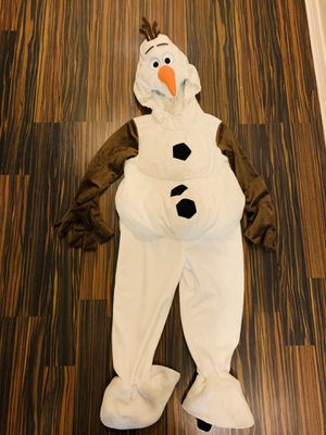 Halloween costume for kids.. Olaf! for Sale in Mesa, AZ