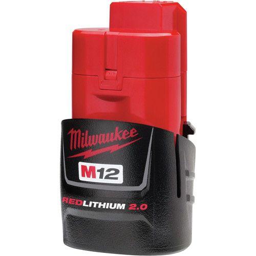 Milwuakee Fuel M12 1/4 impact driver GEN II Combo Kit