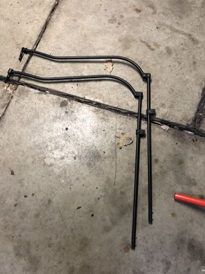 Jeep wrangler soft top frame pieces for Sale in Parma, OH