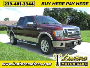 2010 Ford F-150 for Sale in Fort Myers, FL