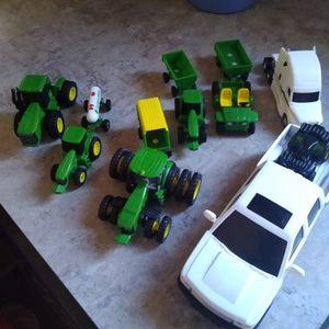 John Deere Toys for Sale in Mount Vernon, WA