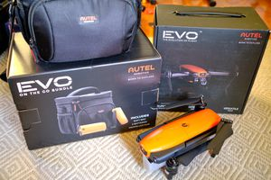 Autel Evo 4k Drone Bundle w Everything Needed! for Sale in Los Angeles, CA