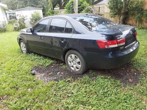 Hyundai sonata 2008 only parts for Sale in Tampa, FL