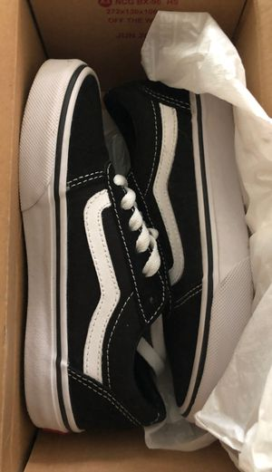 Vans, Size Y2.0 for Sale in San Marcos, CA
