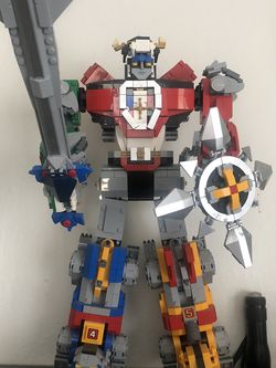LEGO VOLTRON for Sale in Los Angeles,  CA