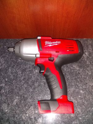 """Milwaukee 1/2"""" impact wrench (tool only) for Sale in Garner, NC"""