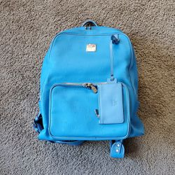 Used MCM Backpack Medium with Card Wallet for Sale in Hayward,  CA