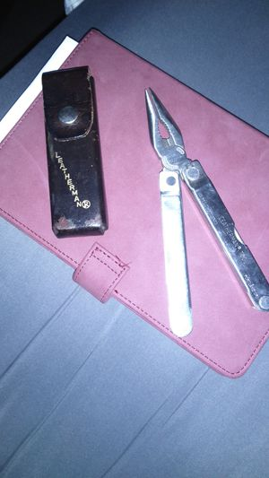 1st series model Leatherman Cheaper than eBay guaranteed for Sale in Tyler, TX