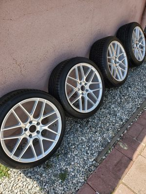 rims 18 5x112 good condition for Sale in Monrovia, CA