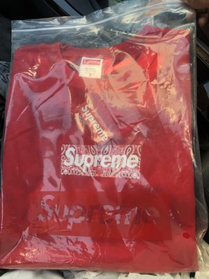 Supreme Box Logo for Sale in Los Angeles, CA