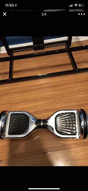 Metallic Hoverboard for Sale in Los Angeles, CA