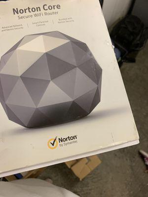 Norton Core Wireless Router for Sale in Piedmont, CA