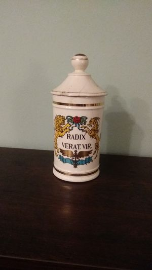 Apothecary jar for Sale in Milwaukee, WI