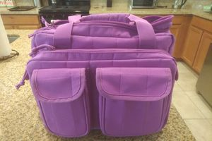 New Voodoo Tactical Full Size Range Bag - Purple for Sale in Phoenix, AZ