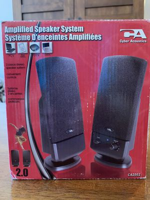 Cyber Acoustics Speaker System for Sale in Queens, NY