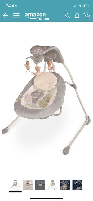 Baby Swing Ingenuity InLighten for Sale in SKOK, WA