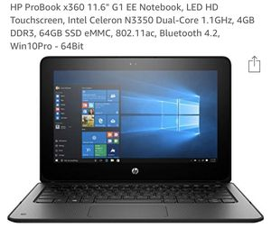 HP ProBook for Sale in Pittsburgh, PA