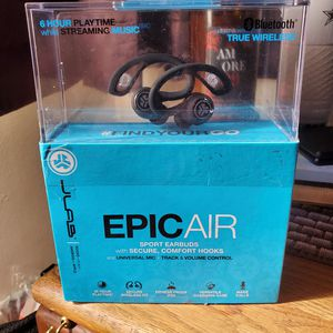 JLAB Epic Air earbuds for Sale in Anaheim, CA