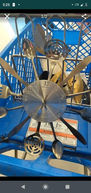Kitchen clock for Sale in High Point, NC