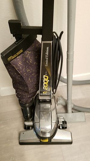 Kirby 2000g limited edition upright vacuum for Sale in Aliso Viejo, CA