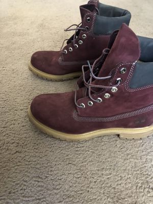 Burgundy Timberlands for Sale in Suisun City, CA