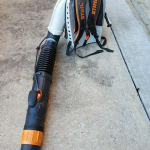 Very Powerful Stihl Br800C Blower That Starts From The Side for Sale in Houston, TX