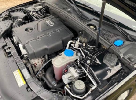 2012 Audi A4 Hill Descent Control System