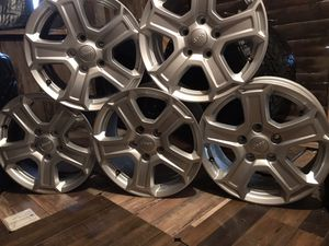 Jeep Rims 5lug for Sale in Salinas, CA