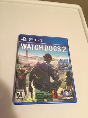 Watch Dogs 2 for Sale in Sioux Falls, SD