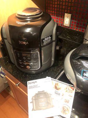 Ninja Food Processor - Used Once! for Sale in Arlington, VA