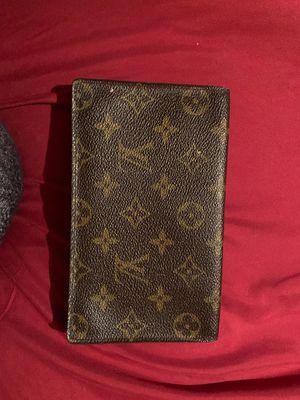 Authentic Louis Vuitton Wallet for Sale in Houston, TX