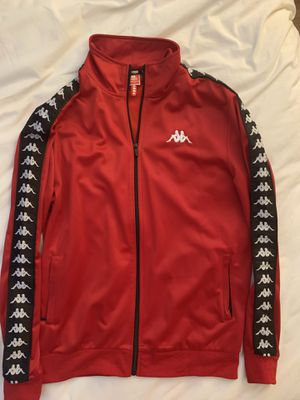 Kappa Banda jacket size xl slim fits L for Sale in Los Angeles, CA