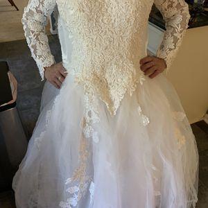 Wedding Dress for Sale in Doylestown, PA