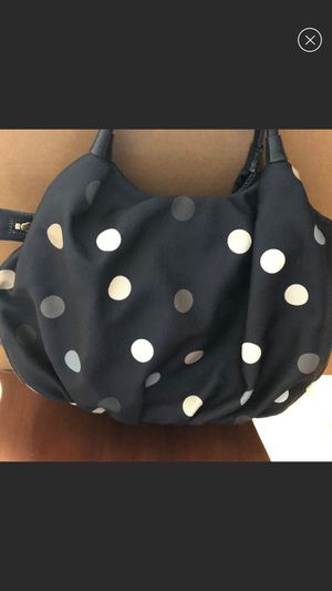 Kate Spade Karen hobo bag with tags - navy blue and polka dots for Sale in Tigard, OR
