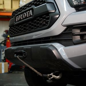 RRW Hidden Winch Plate | 2016 2017 2018 2019 Toyota Tacoma 3rd Gen for Sale in South El Monte, CA