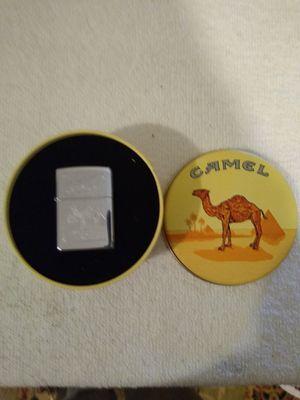 Camel tin zippo lighter for Sale in Stockton, CA