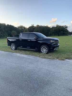 2019 Chevy Silverado High Country rwd for Sale in Riverview, FL