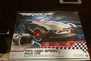 Air Hogs FPV High Speed Race Car with Headset and App for Sale for sale  Edison, NJ