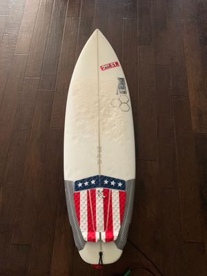 "Channel islands #4 (5'6""x19x2-5/16) surfboard for Sale in Hillsboro Beach, FL"