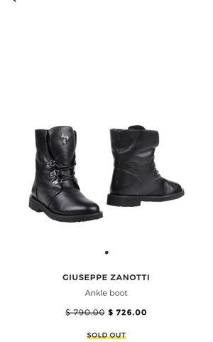 Giuseppe Zanotti Ankle boots for Sale in Arlington, VA
