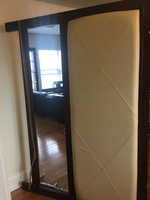 Headboard + Bed frame for Sale in St. Louis, MO