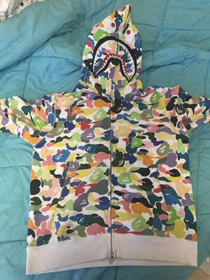 Bape Shark Hoodie for Sale in New York, NY