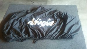 Kawasaki motorcycle cover for Sale in Oceanside, CA