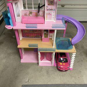 Barbie dream house for Sale in Albuquerque, NM