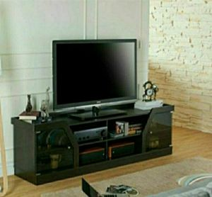 "71"" TV Stand in Espresso Finish for Sale in Diamond Bar, CA"