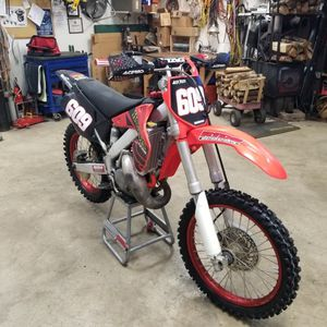 honda cr125r for Sale in Snohomish, WA