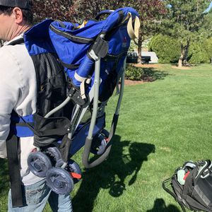 Kelty backpack stroller combo: The Ultimate Tool For Parents On The Go for Sale in Wenatchee, WA