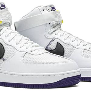 Limited Edition Nike Air Force One High Varsity Pack for Sale in North Las Vegas, NV