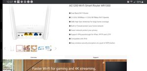 Wifi Router for Sale in Haines City, FL